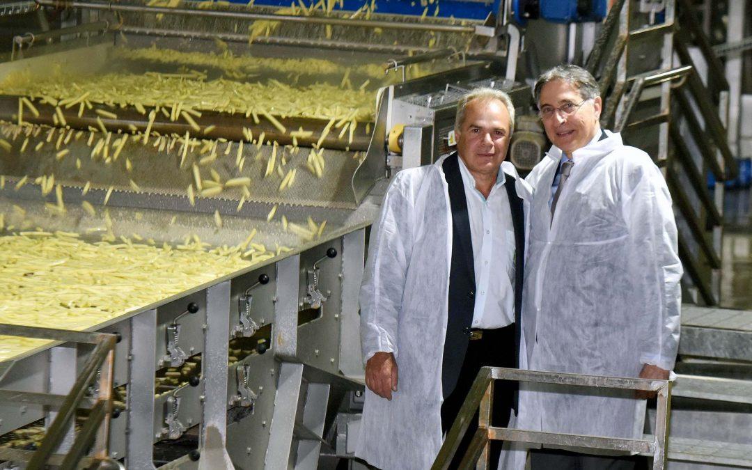 Bem Brasil recebe o governador de MG em sua fábrica de Perdizes