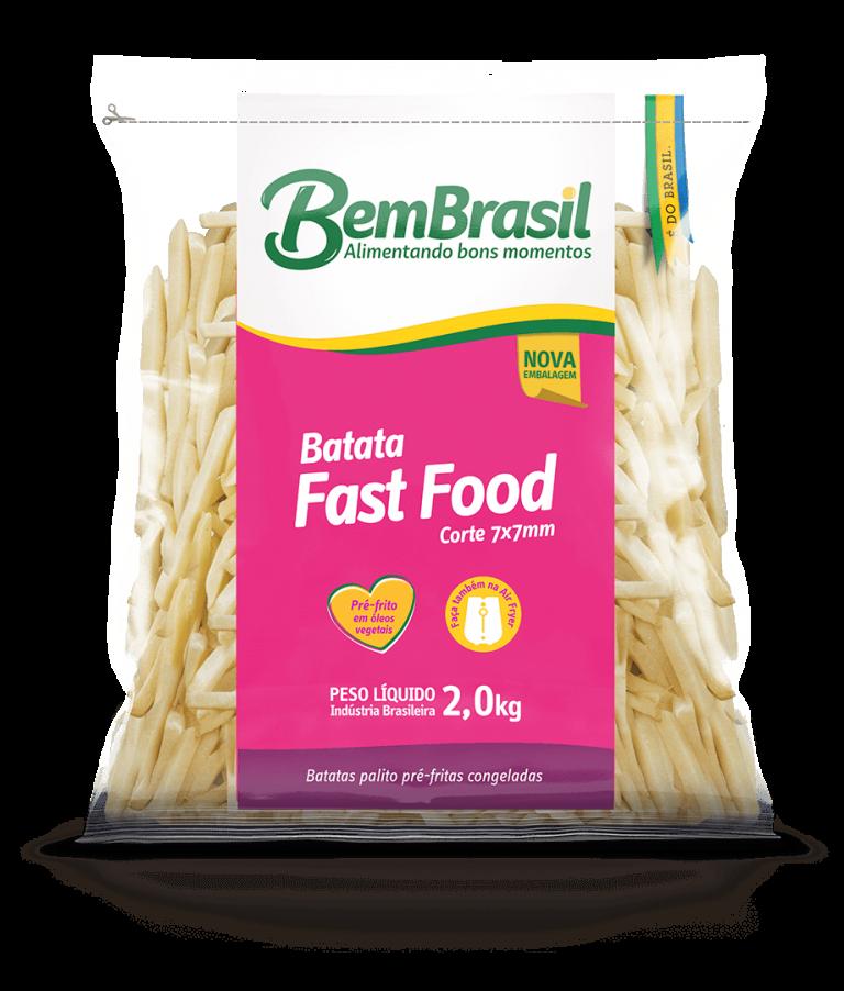 Produto Batata Fast Food 2kg