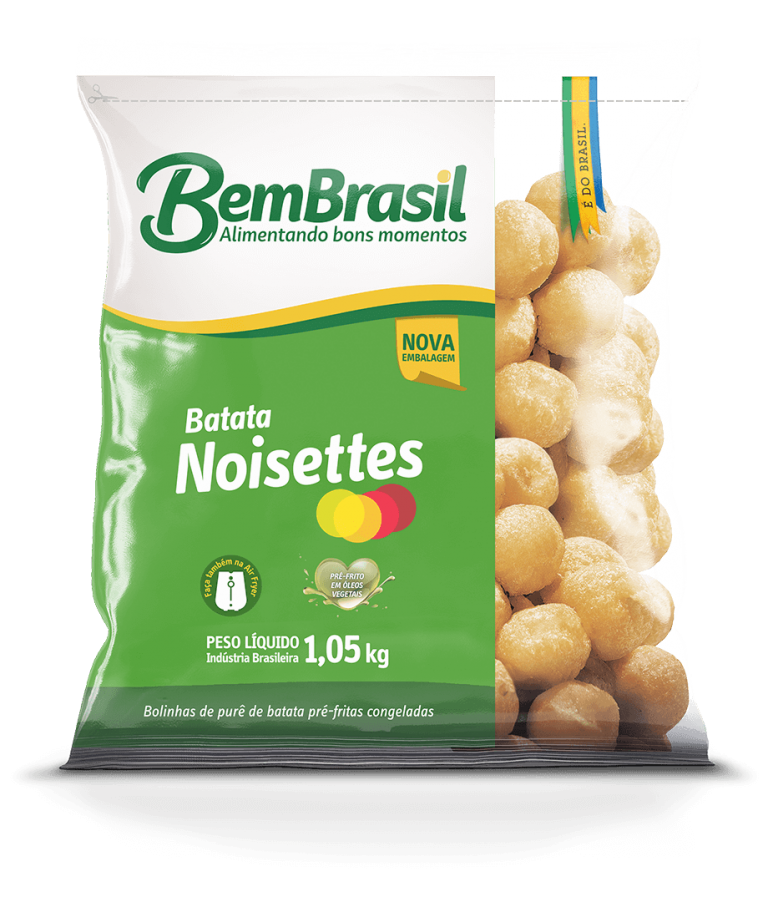 Produto Batata Noisettes 1,05kg