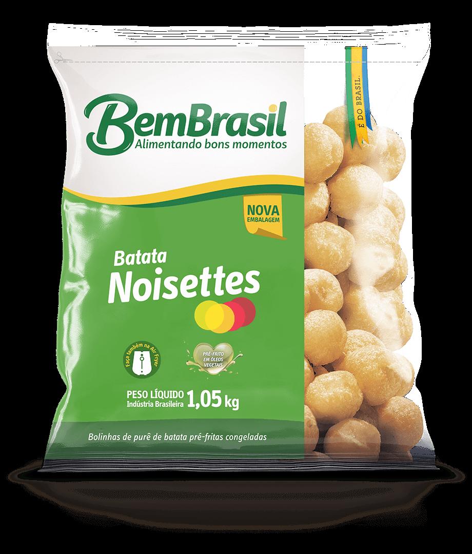 Batata Noisettes 1,05kg