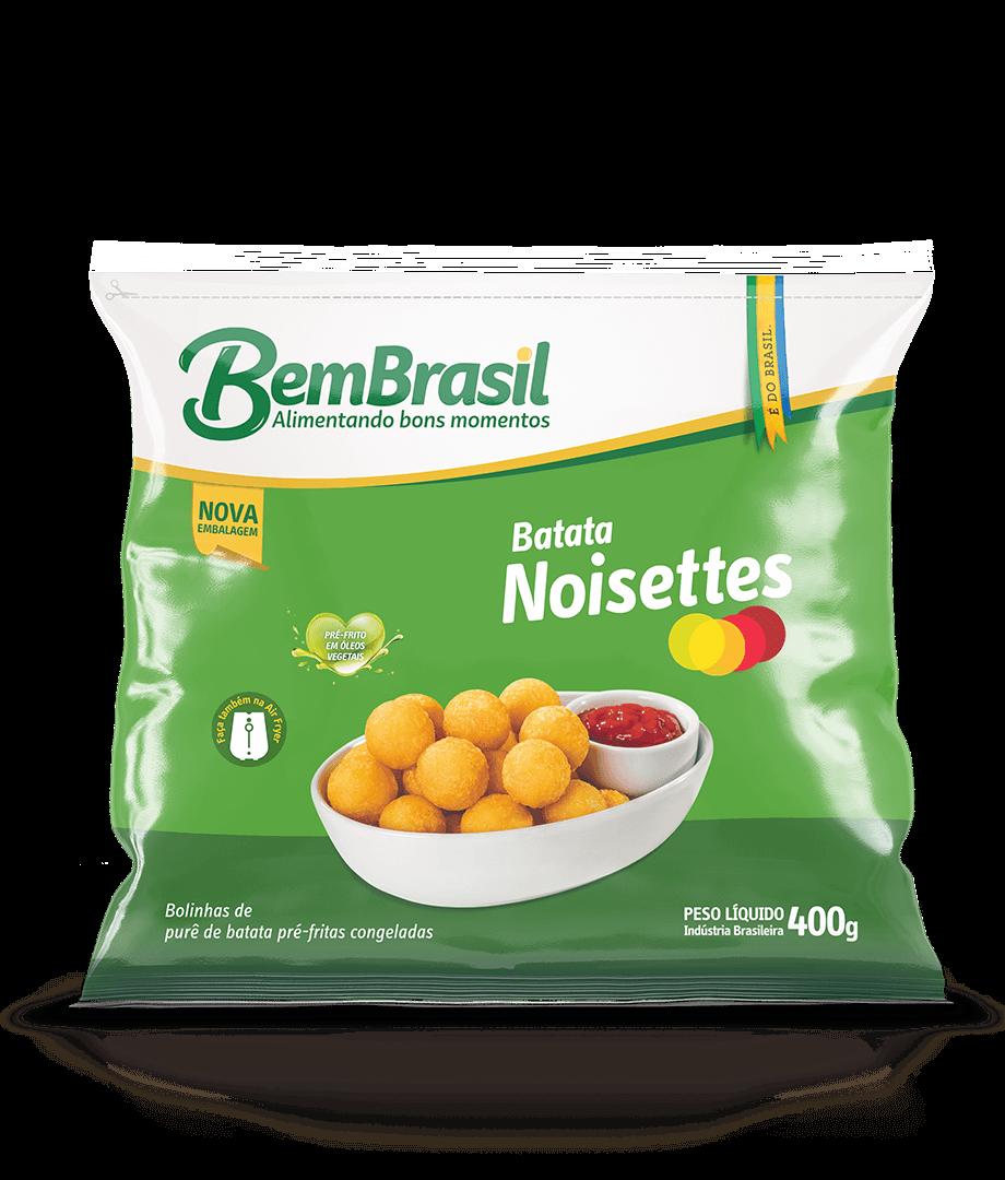 Batata Noisettes 400g