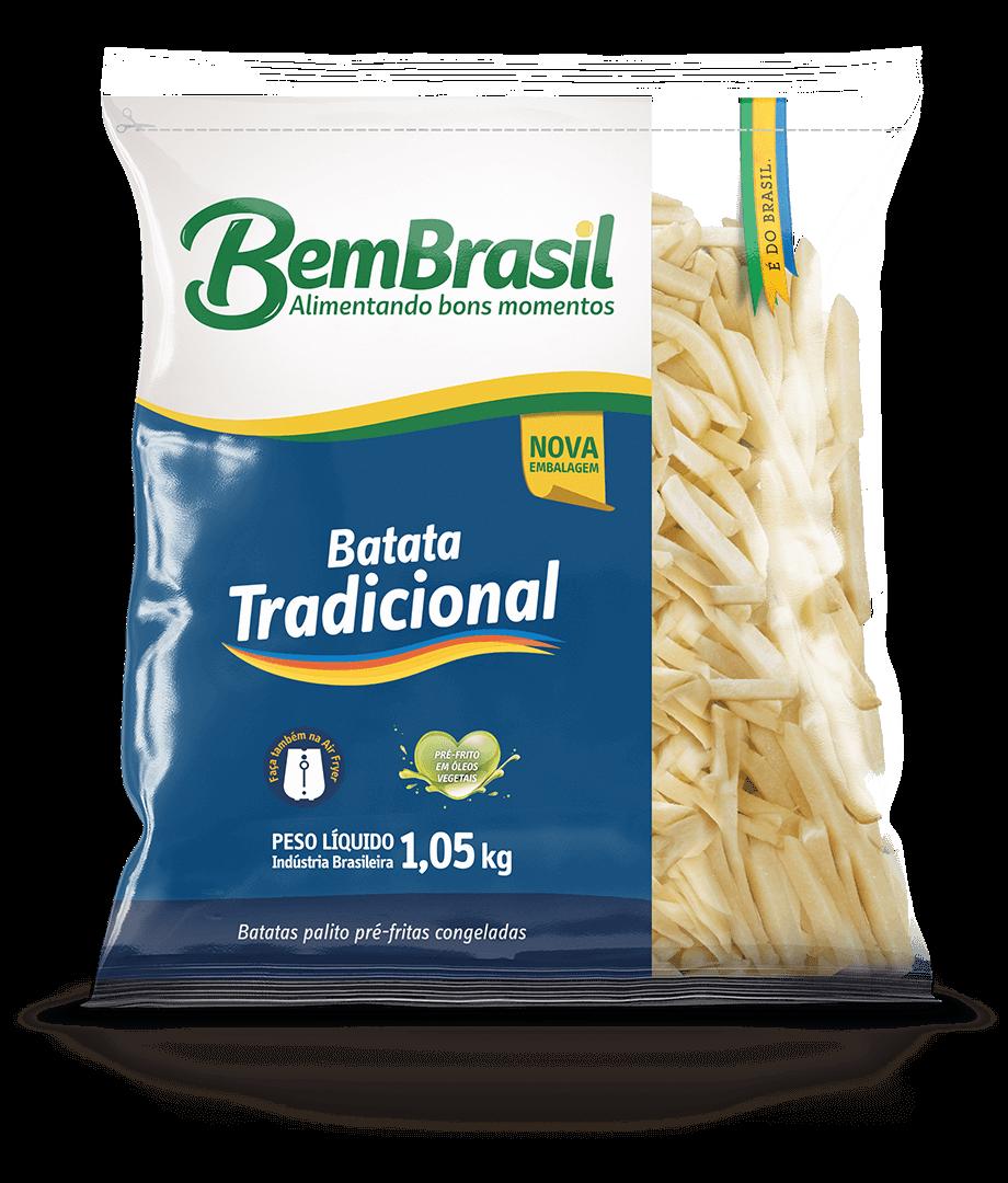 Batata Tradicional 1,05kg