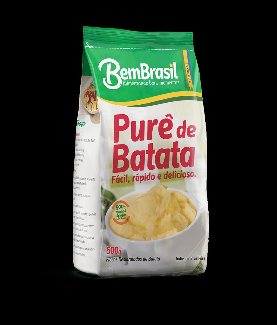 Purê de Batata 500g