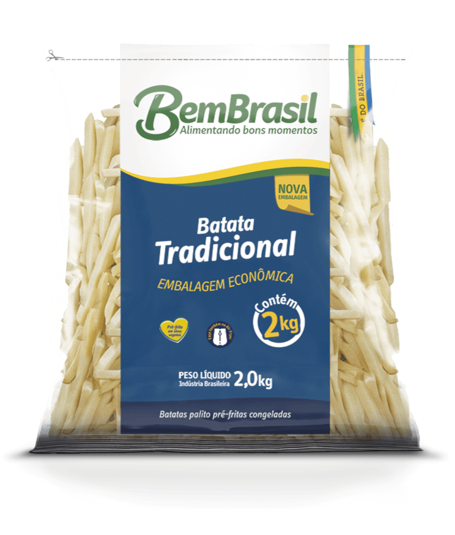 Batata Tradicional 2kg