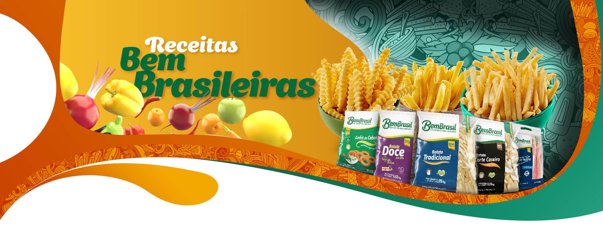 Receitas Brasileiras